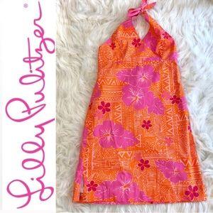 Lilly Pulitzer | Hawaiian Halter Dress